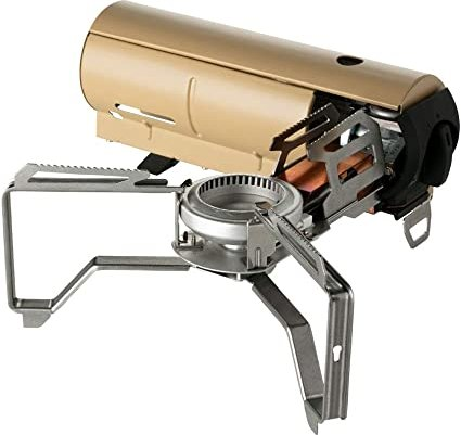What is the best portable camping stove?, Snow Peak's Home, Camp Burner, Designed in Japan, Lifetime Product Guarantee, Lightweight and Compact for Camping, Stable Base for Cooking