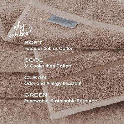 Cariloha-600-GSM-Bamboo-Turkish-Cotton-Washcloths-Odor-Resistant-Highly-Absorbent-Includes-3-Washcloths-Blush