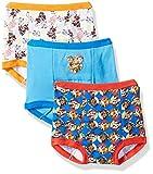 Nickelodeon Boys' Toddler 3pk Potty Training Pant, Assorted Paw Patrol, 3T