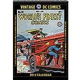 Vintage DC Comics 2019 Calendar: Classic DC Comics Covers