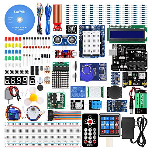 LAFVIN UNO Ultimate Starter kit for...