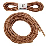 Unbreakable Extra Heavy Duty Round Boot Laces Shoelaces 54'