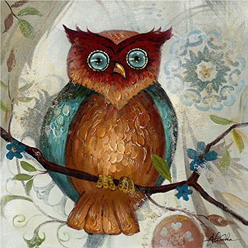 eclectic fun and charming owl wall decorations home wall art decor