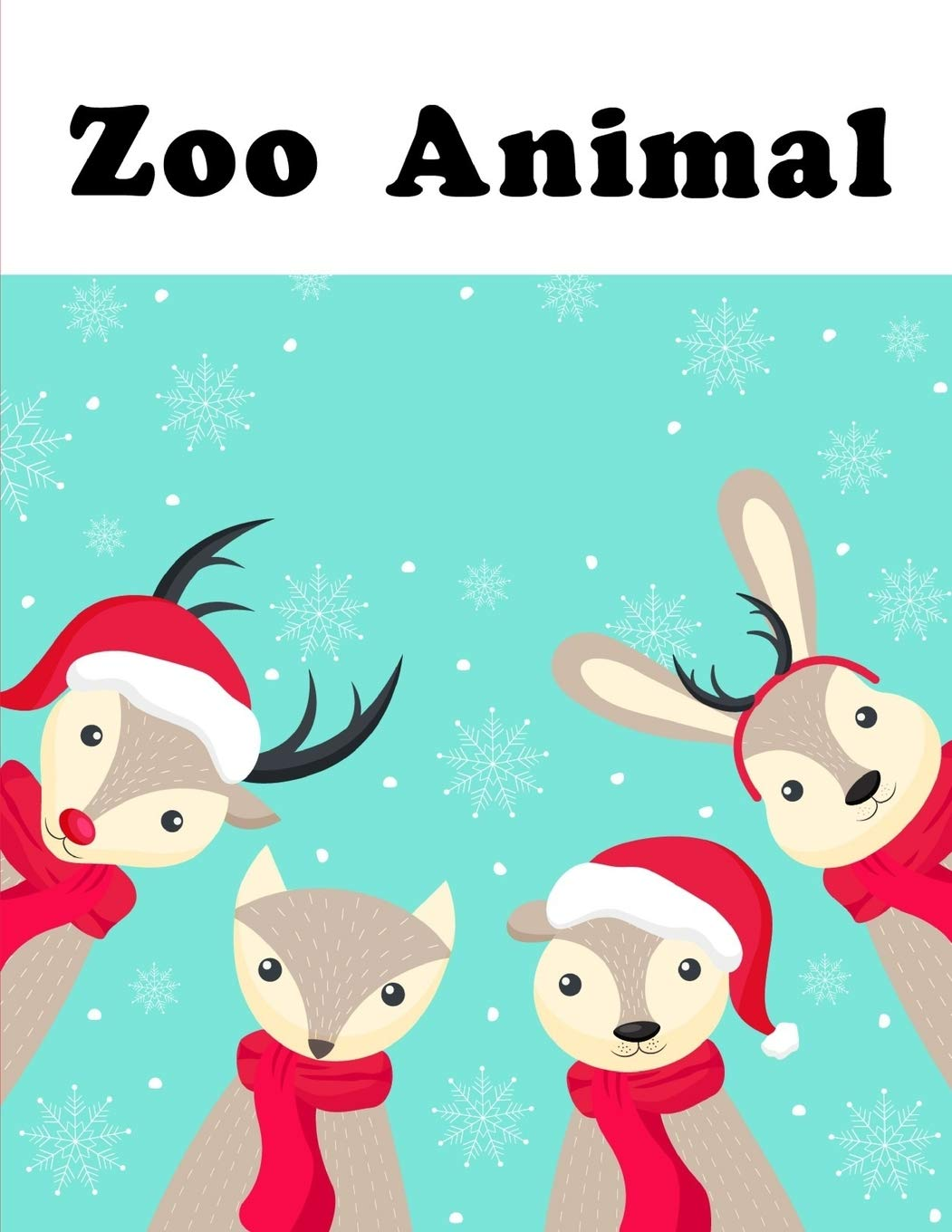 Zoo Animal Coloring Pages Relax Design From Artists For Children And Adults Easy Drawing Color Creative 9781711310428 Amazon Com Books