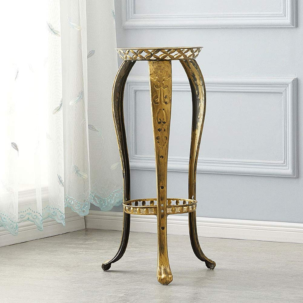 Lycil Metal Tall Plant Stand Indoor Outd Buy Online In Colombia At Desertcart