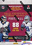 2016 Panini NFL Football EXCLUSIVE Factory Sealed Retail Box with AUTOGRAPH or MEMORABILIA Card & ROOKIE in EVERY Pack! Look for RC's & Autographs of Carson Wentz, Jared Goff, Ezekiel Elliott & More!