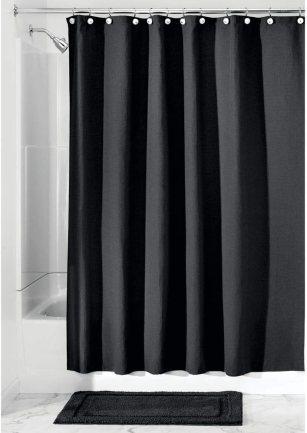 MDesign Heavy Duty Shower Curtain
