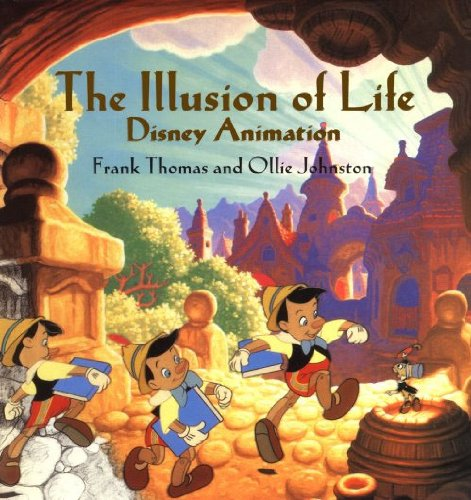 The Illusion of Life: Disney Animation Disney Editions Deluxe:  Amazon.co.uk: Frank Thomas, Ollie Johnston: Books