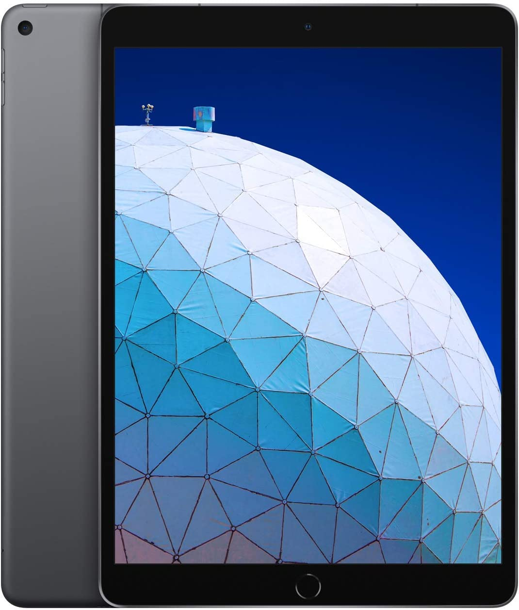 Apple iPad Air (10,5 pouces, Wi-Fi + Cellular, 256 Go) - Gris sidéral