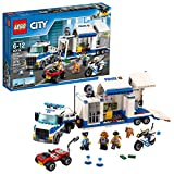 LEGO City Police Mobile Command Center 60139 Building Toy