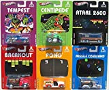 Hot Wheels 2012 Atari Complete Nostalgic set of 6 / Pong, Tempest,...