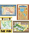 Teacher Created Resources Ancient Civilizations Bulletin Board Display Set (4422)