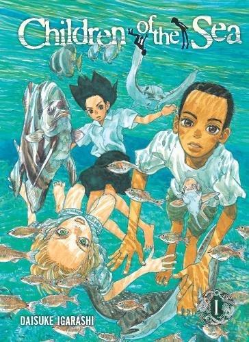 Daisuke Igarashi apresenta o seu Children of the Sea | Críticas | Revista Ambrosia