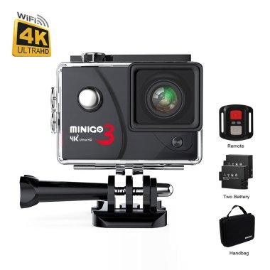 MINIGO 4K Action Camera