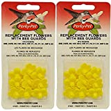 Perky Pet PP202FB Replacement Flowers for PP209B - Pack of 2