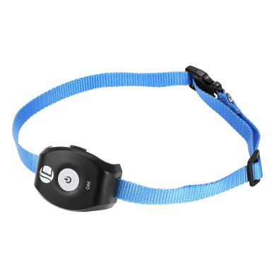KKmoon Mini Pet GPS Tracker, Piccolo Inseguitore di GPS dell'animale Domestico, Posizione Intelligente Impermeabile APP Libero con Collare per Gli Animal