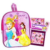 Disney Princess Preschool Backpack Toddler (11') with Disney Princess Reward Stickers