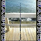 OKIAYA COMPOSIT 50-80LB Blueline Series Saltwater Big Game Roller Rod