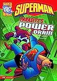 Parasite's Power Drain (Superman)