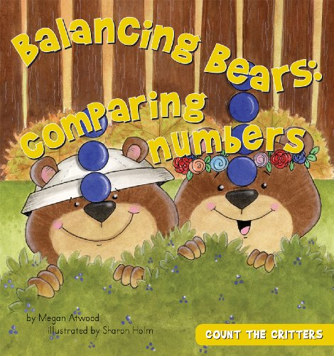 Balancing Bears: Comparing Numbers (Count the Critters)