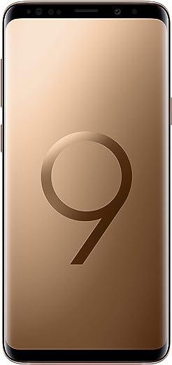 Samsung Galaxy S9 Plus (Gold, 6GB RAM, 128GB Storage)