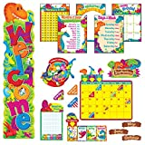 TREND enterprises, Inc. T-51004 Dino-Mite Pals Everyday Room Décor Super Packs