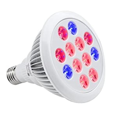 TaoTronics Led Grow light Bulb , Grow Plant Light