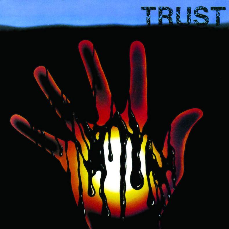 1°album: Trust: Amazon.fr: Musique