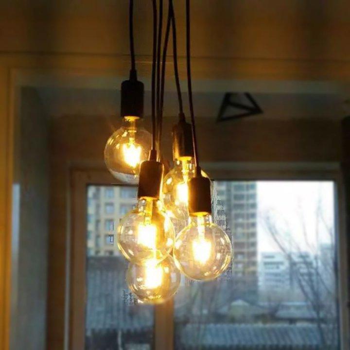 Adjustable Ceiling Spider Light Chandelier