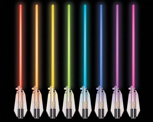 Star Wars Lightsaber Wall Light Yoda S Gift Shop