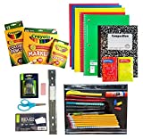 Back To School Supplies Pack, 3rd Through 5th Grades
