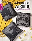 Woodland Wildlife in Filet Crochet | Crochet | Leisure Arts (6917)