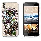 HTC Desire 830 Case, Slim Soft TPU Bumper Case with Super Protection [Fashion Series] for HTC Desire 830