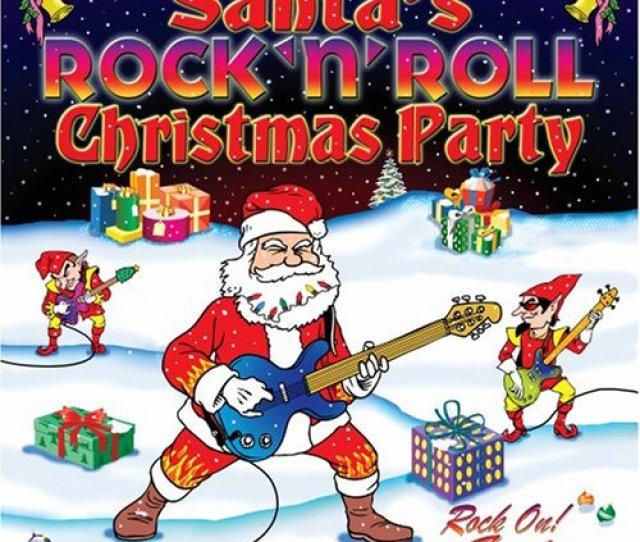 Various Artists Santas Rock N Roll Christmas Party Amazon Com