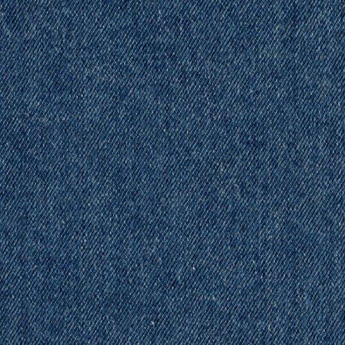 Robert Kaufman Denim 10 oz. Fabric, Indigo Washed, Fabric By The Yard