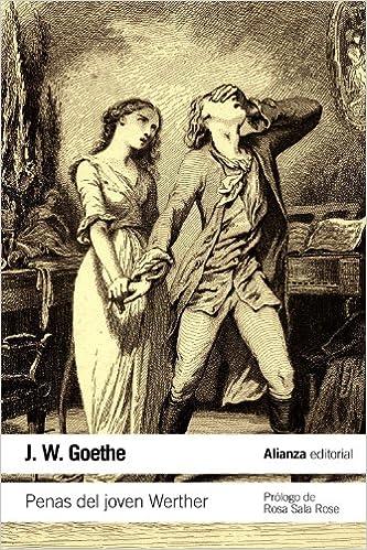 las penas del joven werther el estante literario