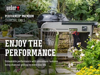 Weber-15401001-Performer-Premium-Charcoal-Grill-22-Inch-Black