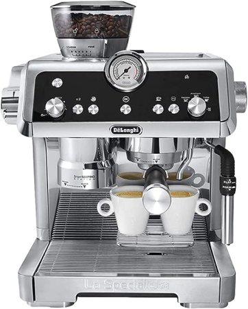 سعر ومواصفات ماكينة القهوة ديلونجي سبيشاليستا ومميزاتها وعيوبها