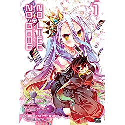 No Game no Life. Mangá - Volume 1