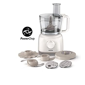 Philips Daily Collection HR7627/00 Mini Food Processor