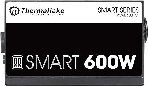 Thermaltake Smart 600W -STANDARD- PC電源ユニット PS636 PS-SPD-0600NPCWJP-W ラベル