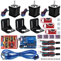 Professional 3D printer Arduino Kuman Mechanical Kit
