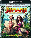 Jumanji: Welcome to the Jungle [4K Ultra HD+ Blu-ray + Digital]