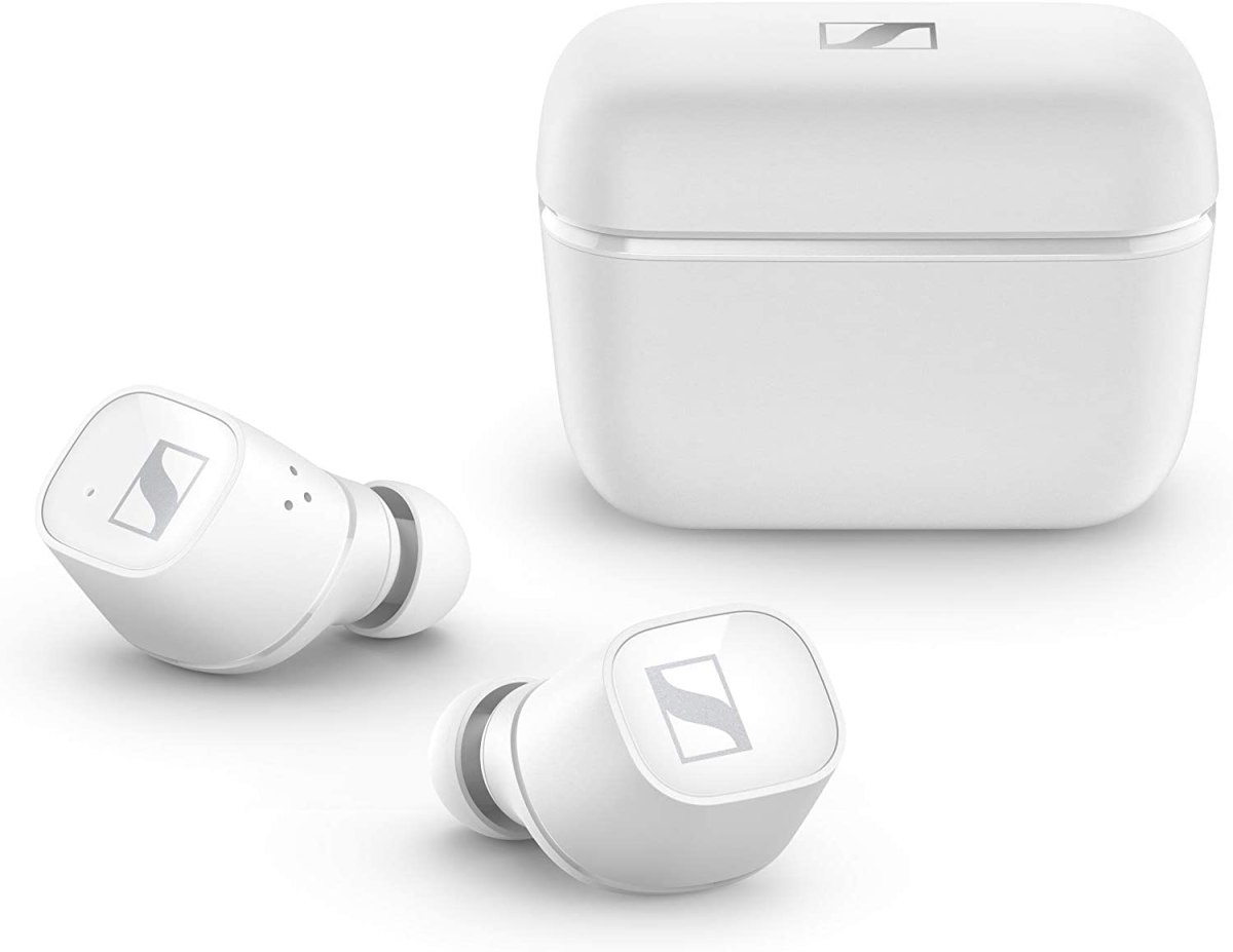 Amazon.com: Sennheiser CX 400BT True Wireless Earbuds - Bluetooth In-Ear Headphones for Music and Calls - with Noise Cancellation and Customizable Touch Controls, White: Electronics