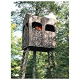 Smith Works Outdoors ComfortQuest Hunting Blind, 4'x6', Camo, 4X6