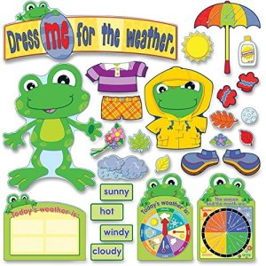Weather Frog, Frog 14-1/4″x22″, 82 Pieces