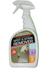 Carpet & Upholstery Cleaning Solution Spot & Stain Remover Spray Review