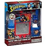 UPD Superman Bath Time Play Shave Set, Multi/Color