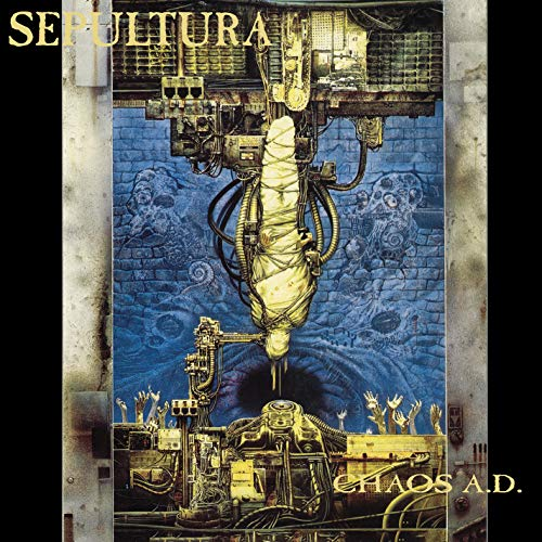 Chaos a.d. : Sepultura, Sepultura: Amazon.fr: Musique