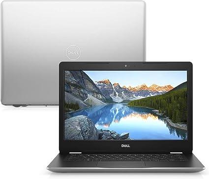 Notebook Dell Inspiron i14-3481-M10S 7ª Geração Intel Core i3 4GB 1TB LED 14″ HD Windows 10 McAfee